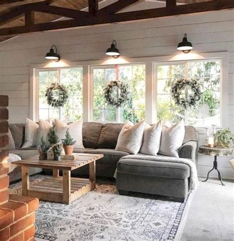 interior design ideas for living room rustic farmhouse