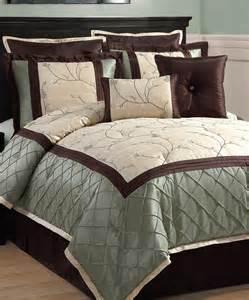 victoria classics sage alexandria comforter set zulily