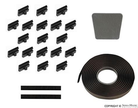 porsche 914 windshield porsche parts front windshield installation kit 914 70 76