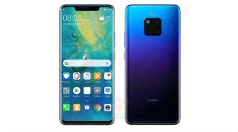 huawei mate  pro image renders  full specifications