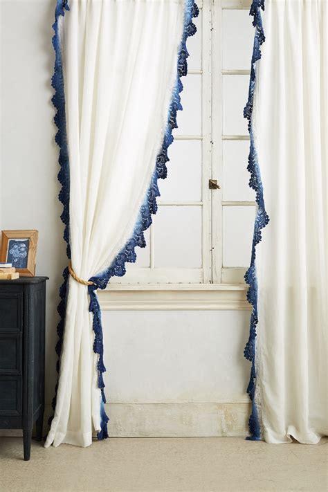 dressing curtain window dressing 10 amazing curtain designs huffpost uk