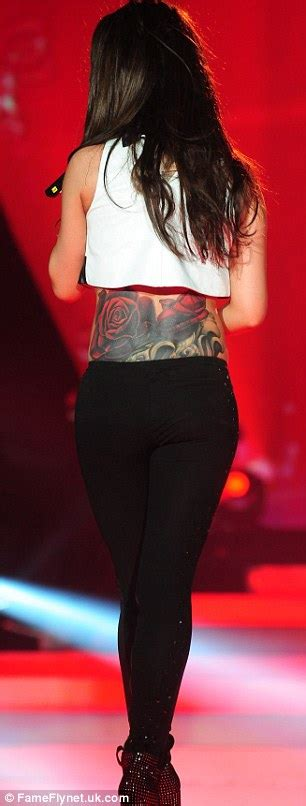 cheryl cole rose tattoo cheryl cole new