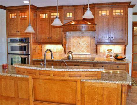 craftsman style kitchen cabinets craftsman style kitchen traditional kitchen by
