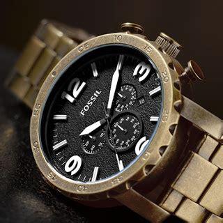 Jam Tangan Pria Fossil Fossil Black jam tangan pria fossil type jr1302