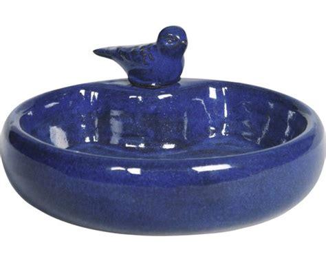 Gartendeko Blau by Gartendeko Vogeltr 228 Nke 216 28x13cm Blau Bei Hornbach Kaufen