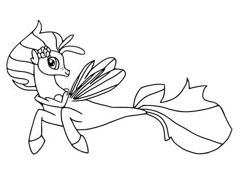 my little pony mermaid coloring pages copy my little pony coloring pages silver spoon