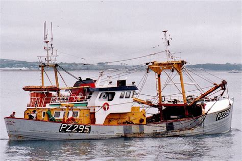 types of fishing boat uk where are they now newlyn s grand old ladies fishing news