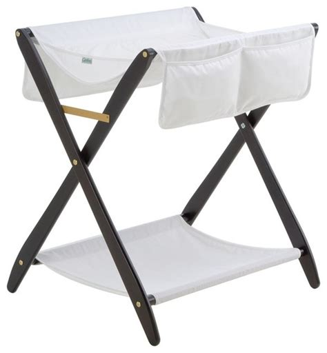 Folding Baby Changing Table Cariboo Folding Change Table Modern Changing Tables Portland By Fawn Forest