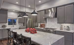 gray kitchen cabinet ideas kitchen design slate gray contemporary kitchen island design with white quartzite