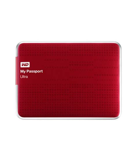 Hardisk Wd Ultra 1 wd my passport ultra 1tb portable external drive buy rs snapdeal