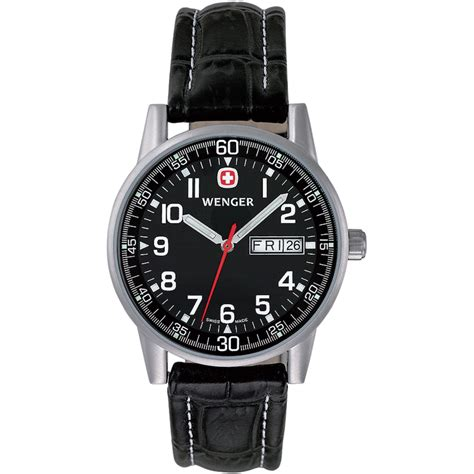 Swiss Army Time Sa2013m Gc Brl For 1 wenger 70164 xl s swiss commando day date xl black