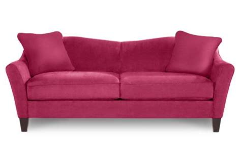 lazy boy demi sofa my mod style pink couches