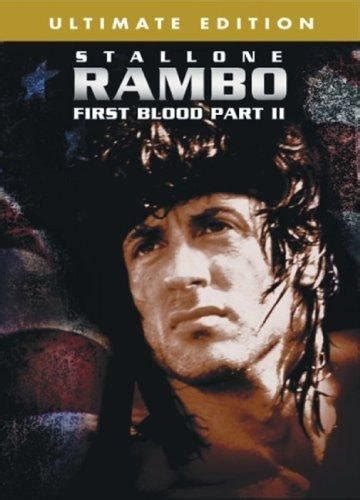 film rambo adalah rambo first blood part ii 1985 serial dan film
