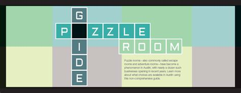 A Room Guide by Puzzle Room Guide