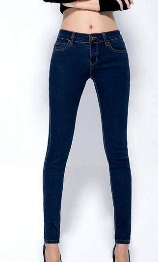 Celana Wanita Jumbo Skyny Wanita jual celana import pensil wanita dongker blue yashael store