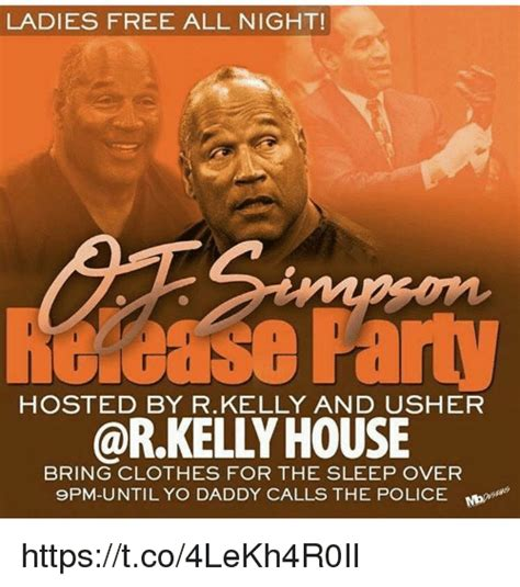 R Kelly Memes - ladies free all night hosted by rkelly and usher house
