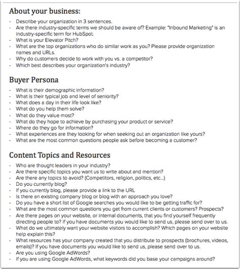 new customer questionnaire template 5 reasons a bot is for your business today