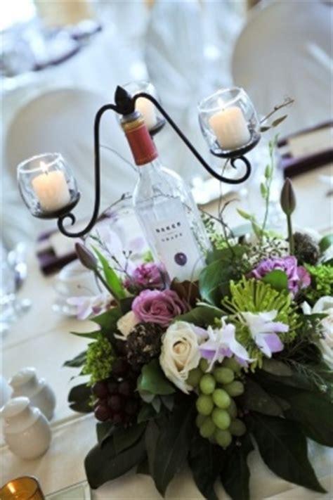 7 wine themed wedding ideas