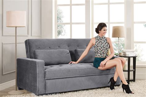 serta augustine sofa bed traditional couch futon augustine grey sofa sleeper