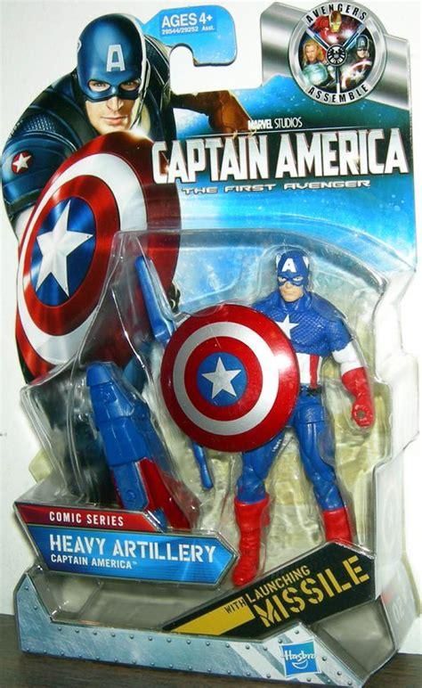 Captain America 02 heavy artillery captain america 02