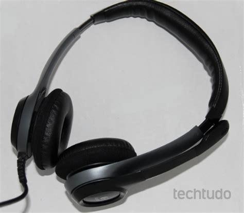 Original Logitech Headset Ltsk08bk review logitech b530 usb headset techtudo