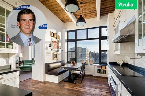 Apartment Buildings For Sale Hoboken Nj Want To Live In The Eli Manning Apartment