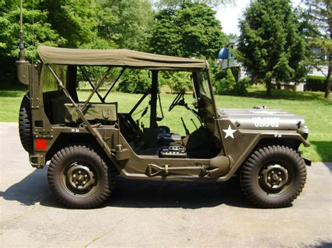 m151 jeep restored mini mutt