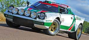Lancia Rally Lancia Stratos Rally 3d Model Humster3d