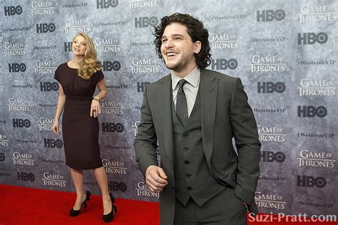 Cinemarama file kit harington at hbos quot game of thrones quot season 3