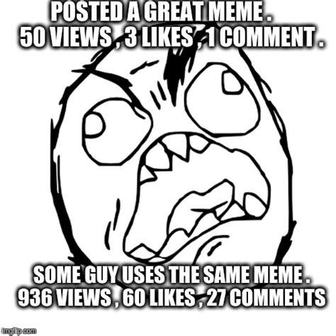 Rage Meme Generator - rage face imgflip