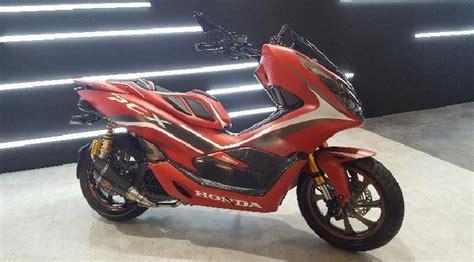 Pcx 2018 Malang by Modifikasi All New Honda Pcx Ala Ahm Terinspirasi Civic
