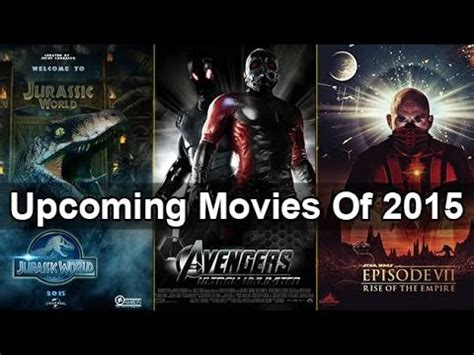 new year 2015 cinema upcoming 2015 2016 release