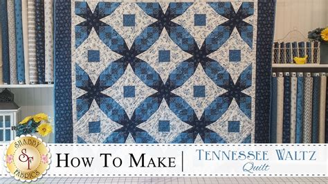 Tennessee Waltz Quilt Pattern Free by How To Make A Tennessee Waltz Quilt With