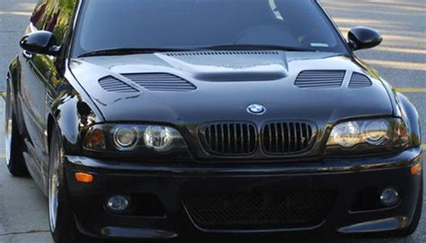 bmw e46 carbon fiber bmw e46 3 series carbon fiber nr automobile accessories
