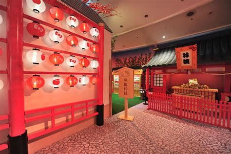 Lu Tempel Hellokitty 5 highlights at singapore s hello go around pop up theme park n 220 you