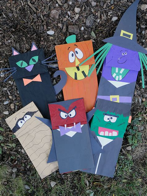 creative  fun diy halloween crafts ideas  kids