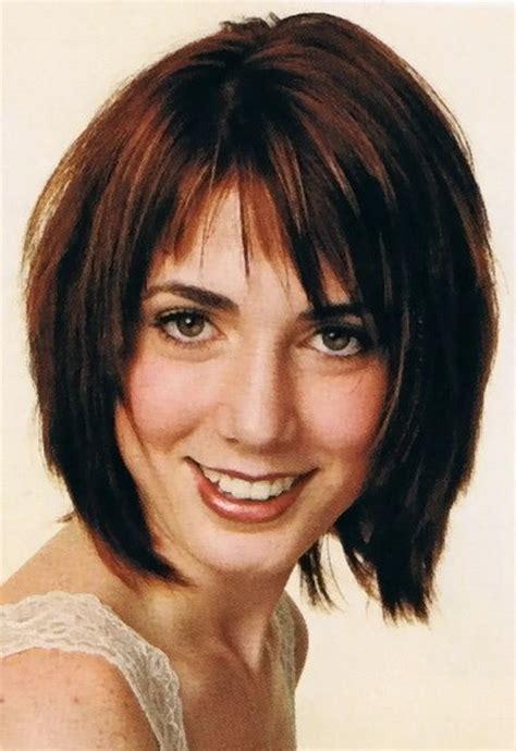 medium haircuts oblong medium haircuts for faces