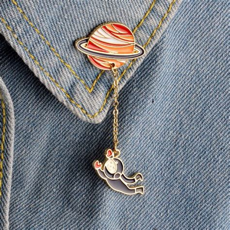 Galaxy Animal Collar Pin 54 best jewery images on enamels
