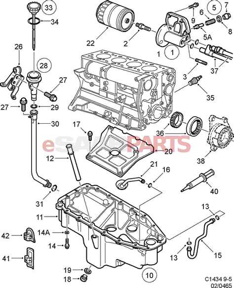saab 9 5 parts diagram 9138108 saab o ring genuine saab parts from esaabparts