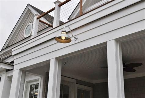 Coastal Home Barn Lights Outdoor Lighting For Coastal Homes