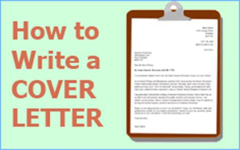 how to write a cover letter step by step how to write a cover letter in no time we ll show you