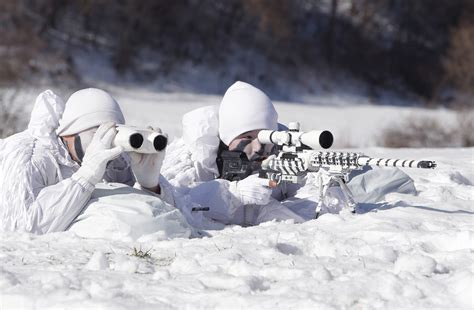 Winter Navy south korean soldiers winter exercise