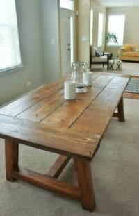 building a dining room table building dining room table woodworking projects plans