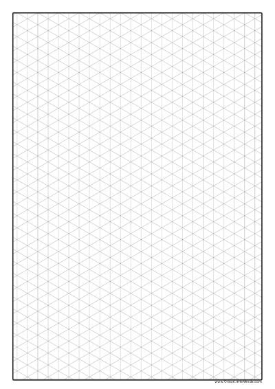 printable graph paper isometric the gallery for gt isometric drawing paper