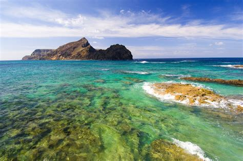 porto santo portogallo meteo isola di porto santo turismo vila baleira viamichelin