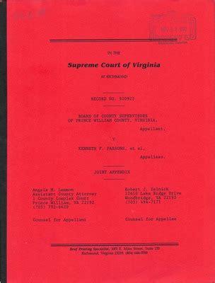 Pwc Court Records Virginia Supreme Court Records Volume 245 Virginia Supreme Court Records
