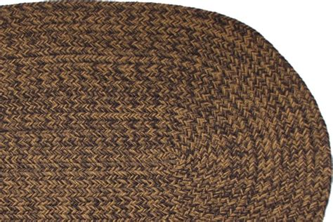 stroud rugs wicker tweed braided rug