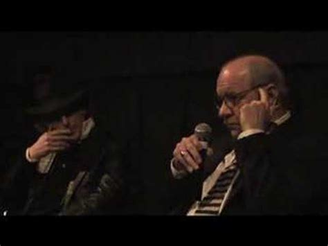 paul schrader and ed lachmann discuss light sleeper 1 of