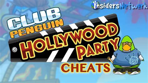 Club Penguin Hollywood Party Walkthrough Youtube | club penguin hollywood party walkthrough youtube