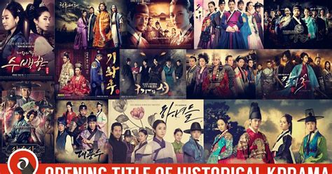 ost film kolosal the best opening theme title of historical korean drama